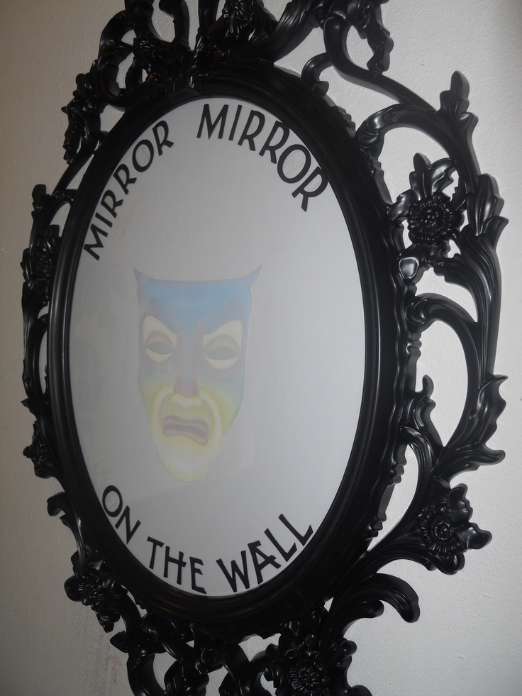 Mirror Mirror on the Wall   Audrey's Snow White Party