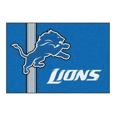 FANMATS NFL - Detroit Lions Starter Doormat