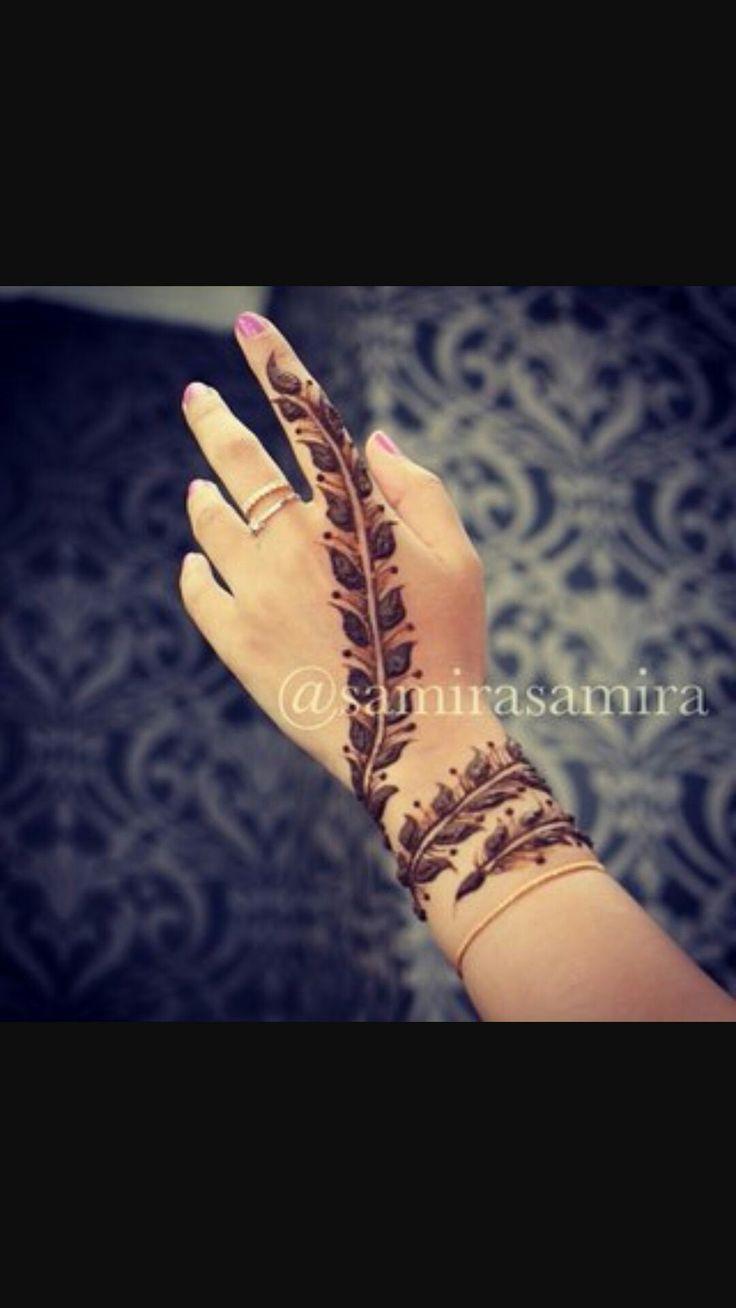 50 intricate henna tattoo designs art and design 50 - Mehandi Designs Henna Mehndi Ideas Paradise Tattoo