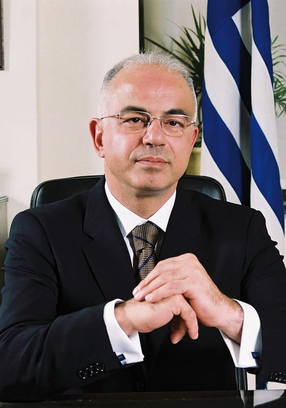 Anastasios Liaskos, Secretary General Ministry of Tourism