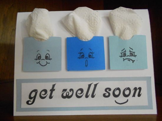 25 unique get well cards ideas on pinterest get well for Unusual get well gifts