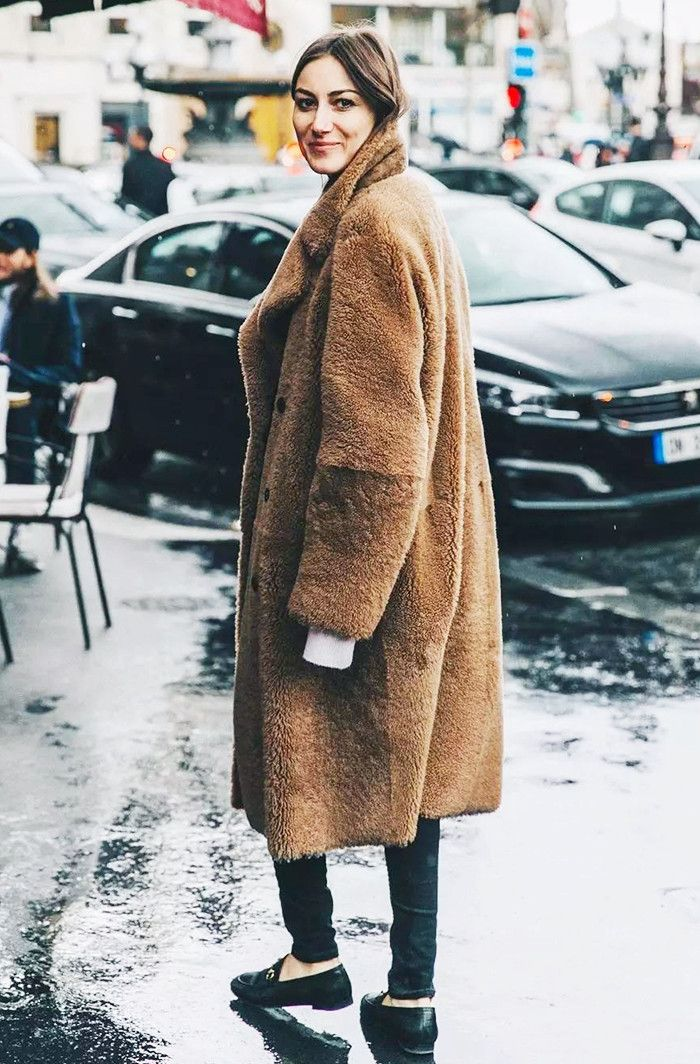 The Coat Fashion Bloggers Are Obsessed With via @WhoWhatWear
