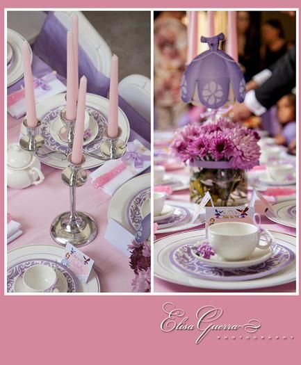 Hostess with the Mostess® - Sofia the First Royal Tea Party