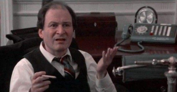 David Margulies (Actor). Here as Mayor Lenny Clotch in Ghostbusters.