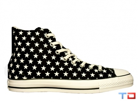 miley cyrus converse shoes tie-dye maxi xl beachy