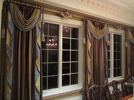 Segreti Design   Traditional Dining room