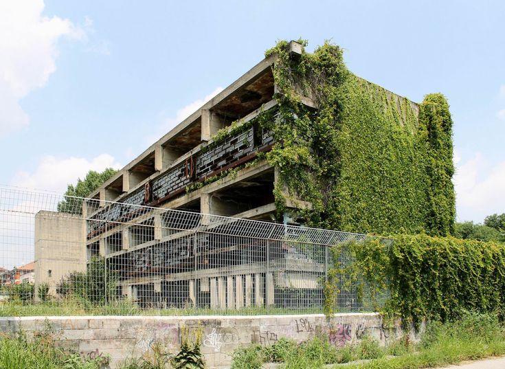 Istituto Marchiondi.jpg Vittoriano Viganò: Istituto Marchiondi Spagliardi, Mailand, Italien, 1966 Foto: © Caterina Maria Carla Bona 2014
