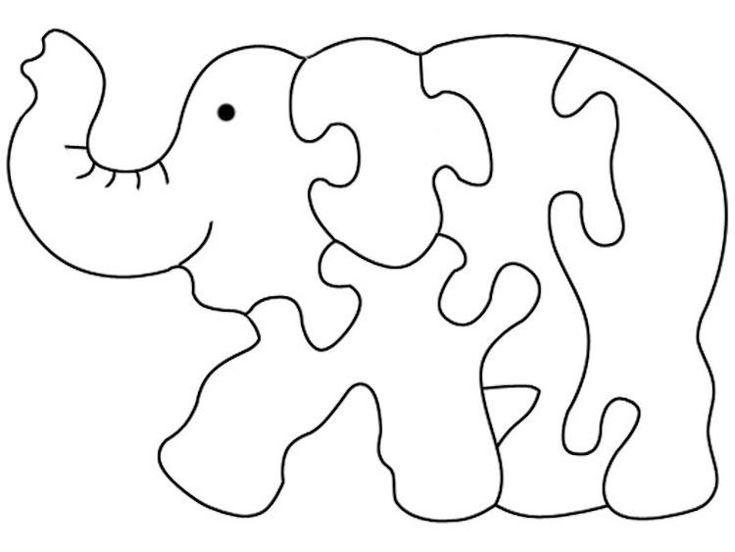 die besten 25 elefanten schablone ideen auf pinterest elefanten vorlage indische zeichnung. Black Bedroom Furniture Sets. Home Design Ideas