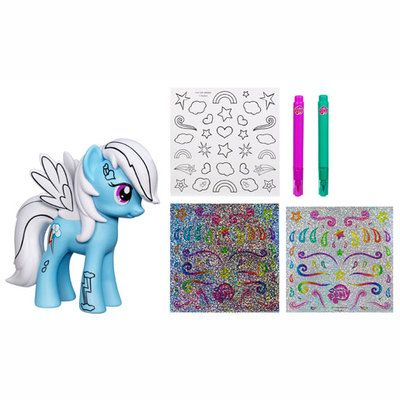 New My Little Pony Design A Rainbow Dash