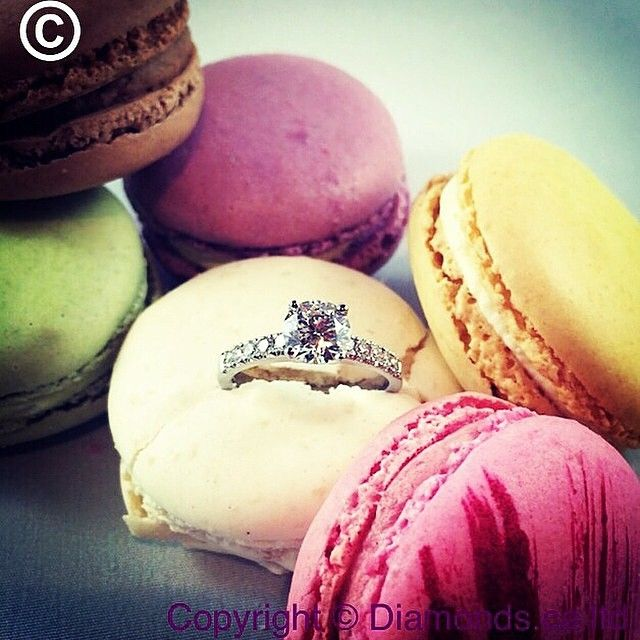 diamonds.ca's photo on Instagram Solitaire Diamond ring.