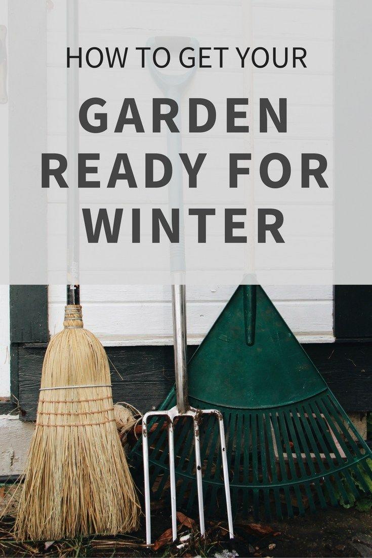 Preparing your garden for winter fall garden clean up - Prepare vegetable garden for winter ...
