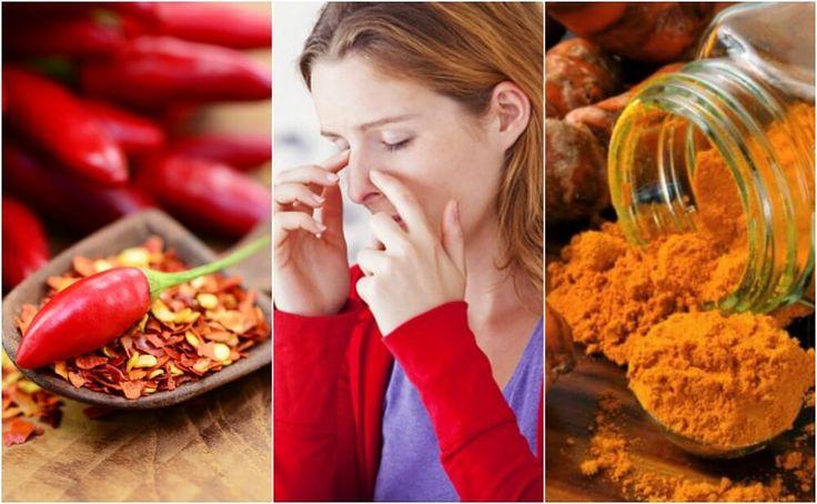 Los pólipos nasales son crecimientos blandos que se forman en a cavidad nasal. Aunque no producen molestias, los podemos tratar con remedios caseros.