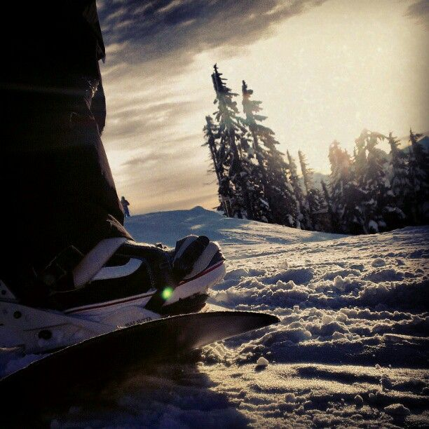 Greeeeat day, for a greeeaat ski. Or #snowboard @ #mountwashington #gottaloveit