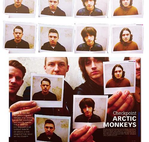 ;; arctic monkeys