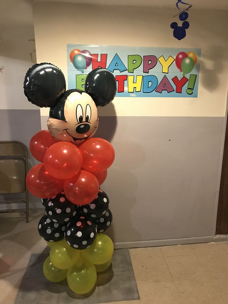 2ND Birthday Mickey Mouse Theme by Ruchelle's Events in