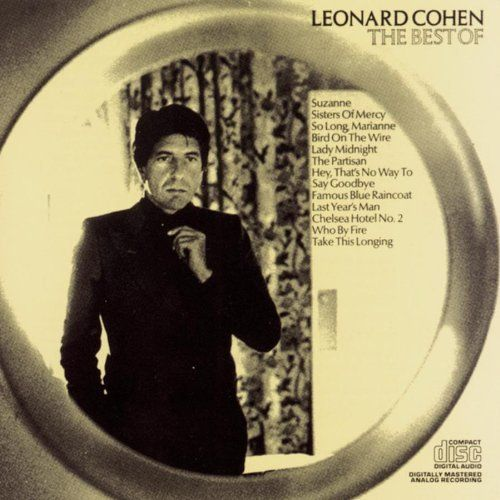 I adore this artist, Leonard Cohen is releasing his 12th album, Old Ideas, on Jan 31. Born in Montreal, Cohen learned guitar & formed his first band while a student at McGill, but the musician has always been more than just an everyday rock star. He's a prophet, a poet, a sex symbol, an observant Jew who practices Zen, a businessman who lost his fortune, a muse and, perhaps most importantly, a father…
