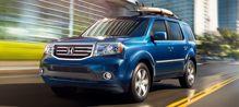 2012 Honda Pilot Overview - Official Site