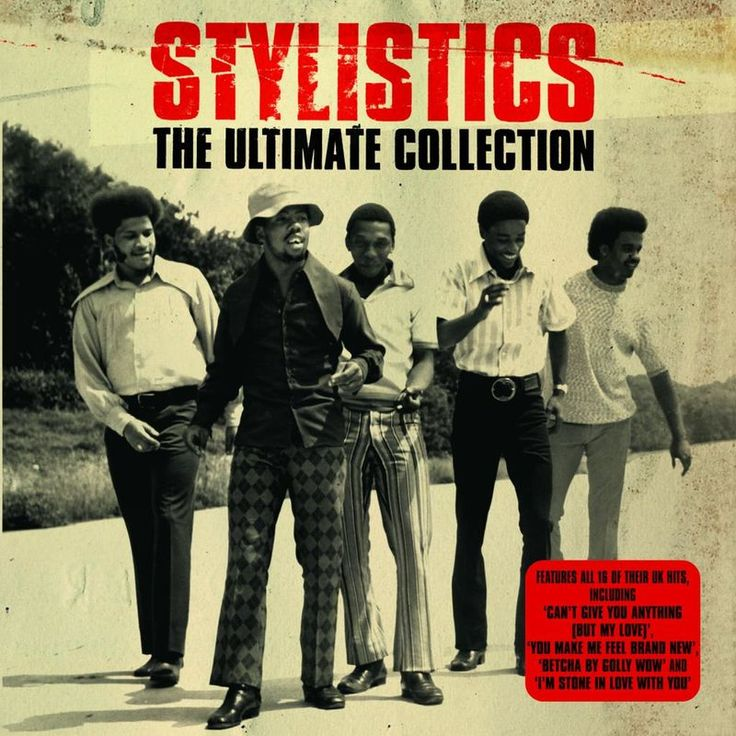 The Stylistics - The Ultimate Collection- You Make Me Feel Brand New - Ouça: http://ift.tt/2eHcOJE