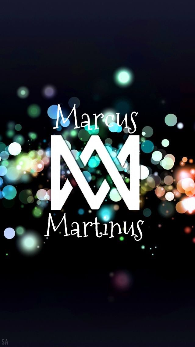 #marcusandmartinuswallpaper