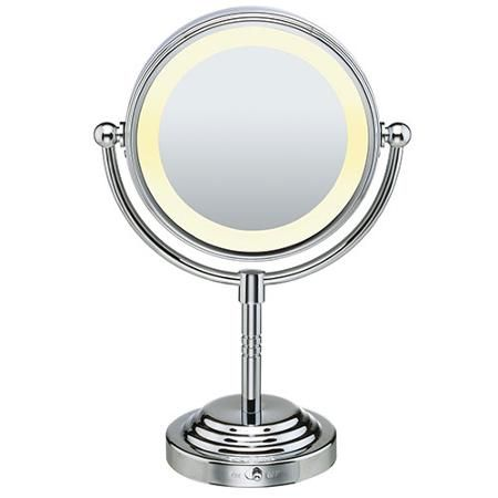 Conair Double-Sided Lighted Mirror - Walmart.com