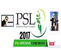 Tickets for PSL opening ceremony