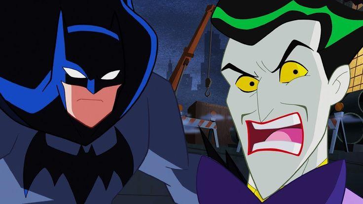 Justice League Action |Batman vs. The Joker | Batman Day 2017