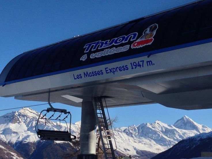 Excited out brand new high speed lift, just 7mins drive from my chalet
