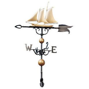 Traditional Weather Vanes by Outdoor Furniture Plus
