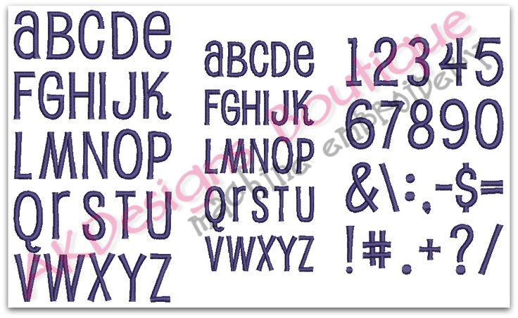 AKDesigns  - No 1383 Reese Font and 3 Letter Monogram  1.5 inch high, $6.40 (http://www.akdesignsboutique.com/no-1383-reese-font-and-3-letter-monogram-machine-embroidery-designs-1-5-inch-high/)