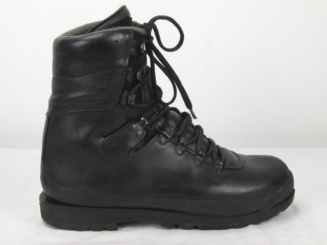 Austrian Commando Boots with Steel Toe Cap  Good Condition  #Unbranded #CombatBoots