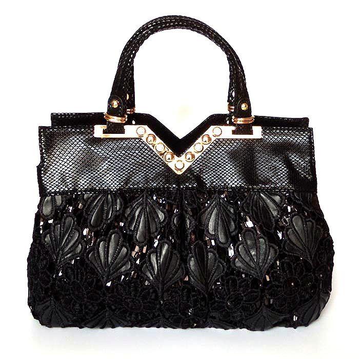 2015 New High-end Handbags Fashion Lace Sequins Bag Ladies Handbag Xiekua Package