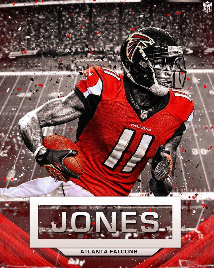 Julio Jones Card on Behance