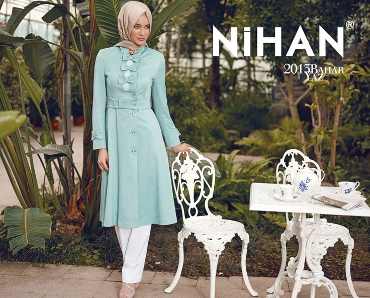 Nihan Turkish Hijab
