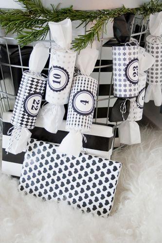 die besten 25 adventskalender f llung ideen auf pinterest. Black Bedroom Furniture Sets. Home Design Ideas