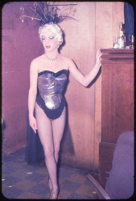 Brain Magazine - Page Pute - Drag Queens du Kansas des 50 ...