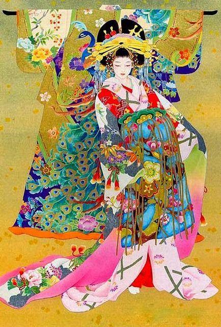 Imprimolandia: Imágenes de geishas