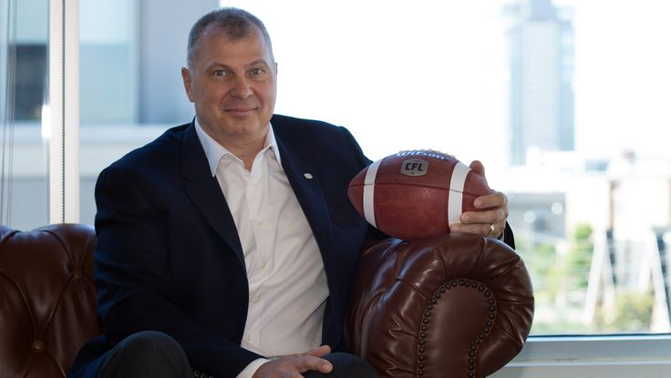 Grey Cup Champion and business leader Randy Ambrosie was named the new Commissioner of the Canadian Football League Wednesday afternoon as he takes over operations at the League head office.