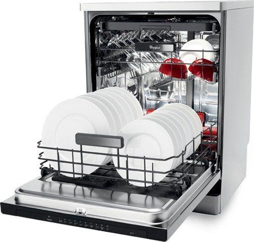 moderno lavavajillas whirlpool con excelentes resultados de secado