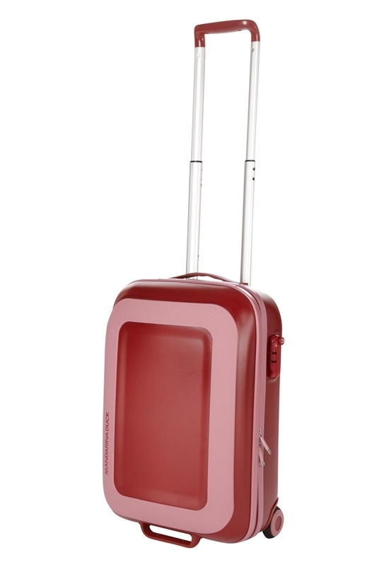 Valise Cabine - 5QV01316 ROUGE