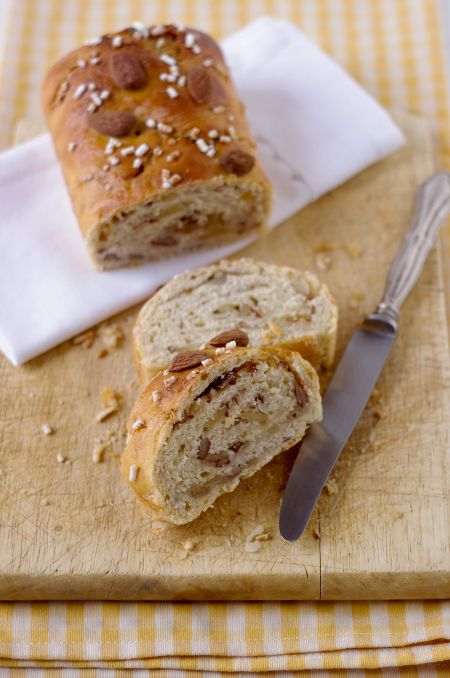 Pappa Reale | Exotic bread and Good Easter!