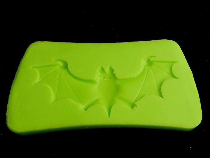 Silikonformen - Silikonform große Fledermaus - ein Designerstück von luflom-design bei DaWanda