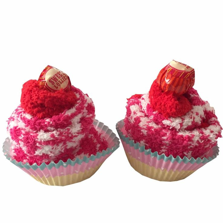 1000 Ideas About Sock Cupcakes On Pinterest Hampers