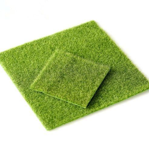 ( Минимальный $ 5 ) 1 шт. искусственное покрытие изображение сад гном мох террариум декор для ремесла бонсай бутылка сад купить на AliExpress