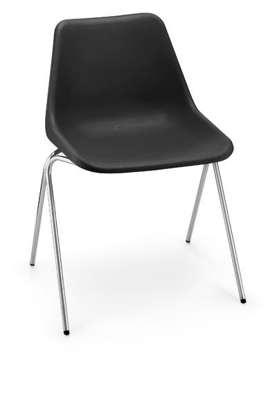 Hille Poly side Chair