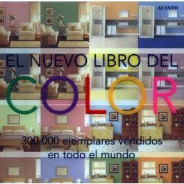 NUEVO LIBRO DEL COLOR El nuevo libro del color, es una guía única y eficaz que te ayudará a decorar tu casa con facilidad. 103 páginas. #MWMaterialsWorld #bricolaje #pintura #decoración