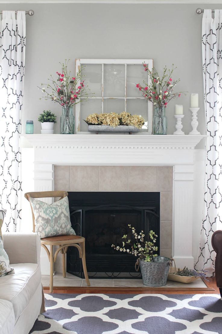 25 best ideas about Country fireplace on Pinterest