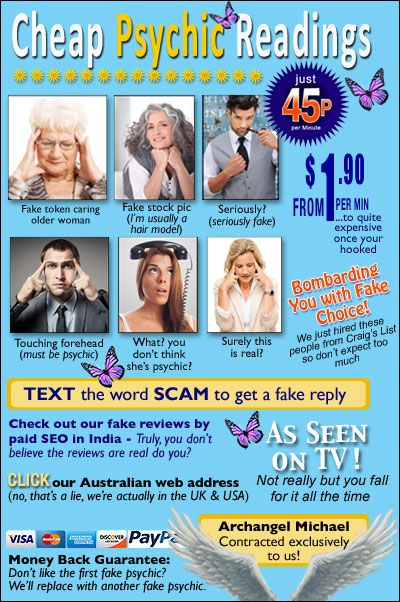 Australian Vine Psychic Reading Line writes about Cheap Psychic Readings Line deceptive business practices. The cheap 45c and $1.90 per min psychics can initially appear appealing if you want to save money having a psychic reading, but scratch beneath the surface and nothing is what it seems.   Let Vine reveal her expert knowledge about the owners of cheap psychic lines and how your best interests are never taken to heart. If you want the truth, this is a must read psychic article.