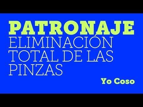 Patronaje: Eliminación Total de las Pinzas de Pecho y Hombro - YouTube