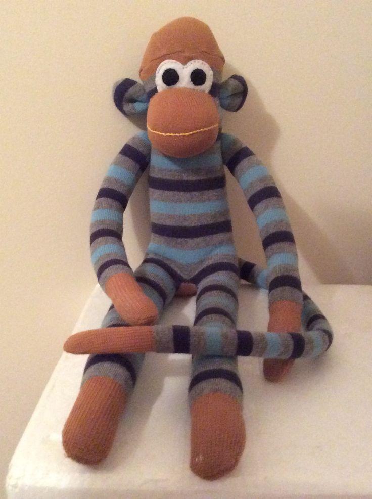 My Sock Monkey