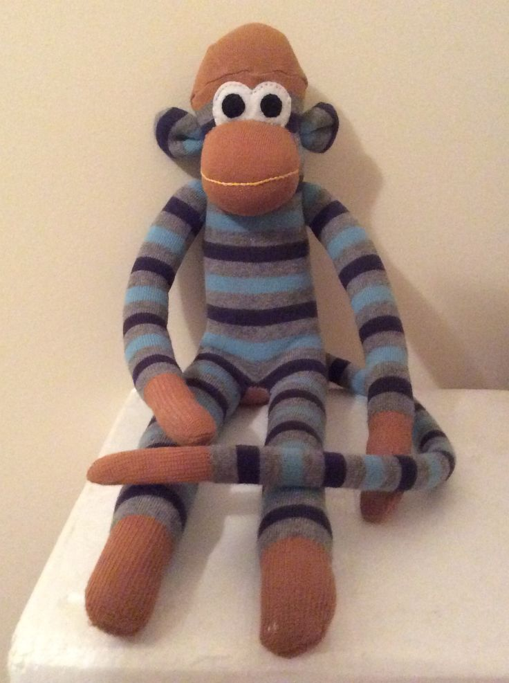 My Sock Monkey